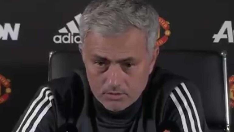 Mourinho não quer pensamentos parvos: toda a gente pensa o mesmo na Premier League
