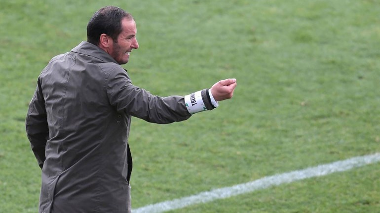 OFICIAL: Petit apresentado como novo técnico do Paços de Ferreira