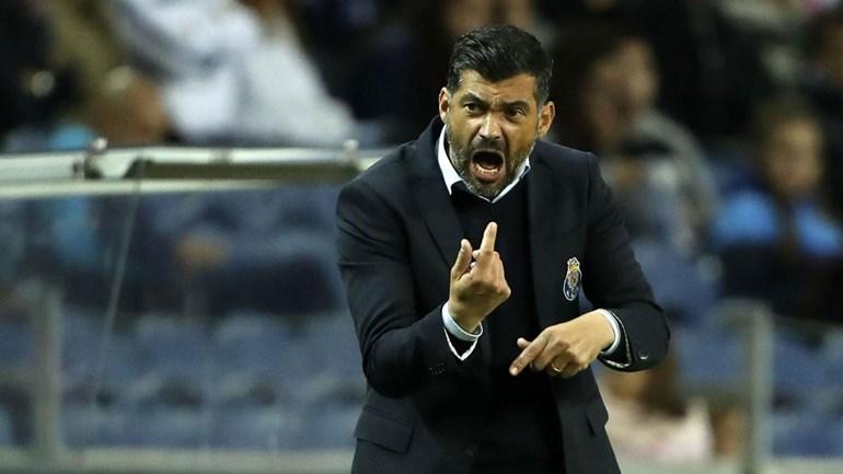 FC Porto empata com o Leixões