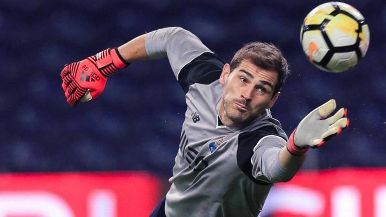 Conceição não gostou de 15 dias de treino de Casillas