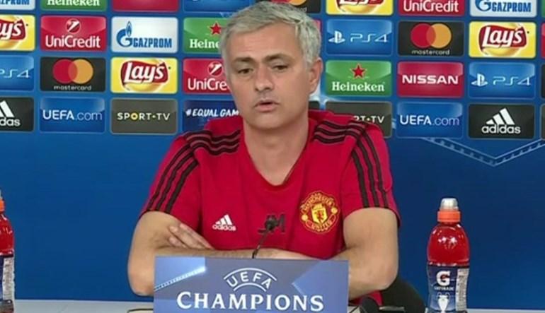 Mourinho provou uma coisa aos jogadores: «O Benfica é muito melhor do que Basileia e CSKA»