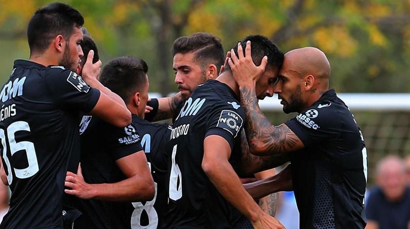 Vasco da Gama-V. Guimarães, 1-6: Vimaranenses garantem triunfo facilmente