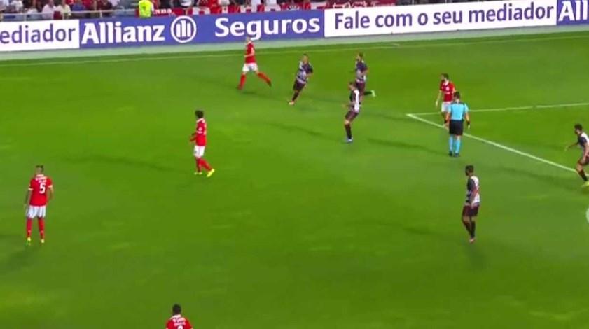 Os melhores momentos do Olhanense-Benfica (0-1)