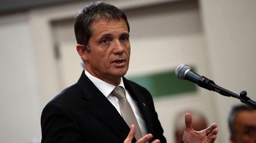 Júlio Mendes quer novo complexo desportivo e futebol feminino