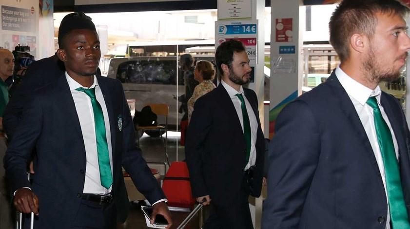 Gelson Dala estreia-se em convocatória da Liga dos Campeões