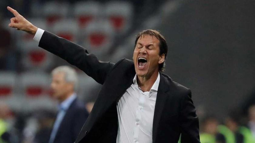 Rudi Garcia: «Jogo com o V. Guimarães é mais importante»