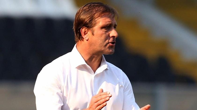 Pedro Martins: «Que a equipa seja ousada e não tenha receio»