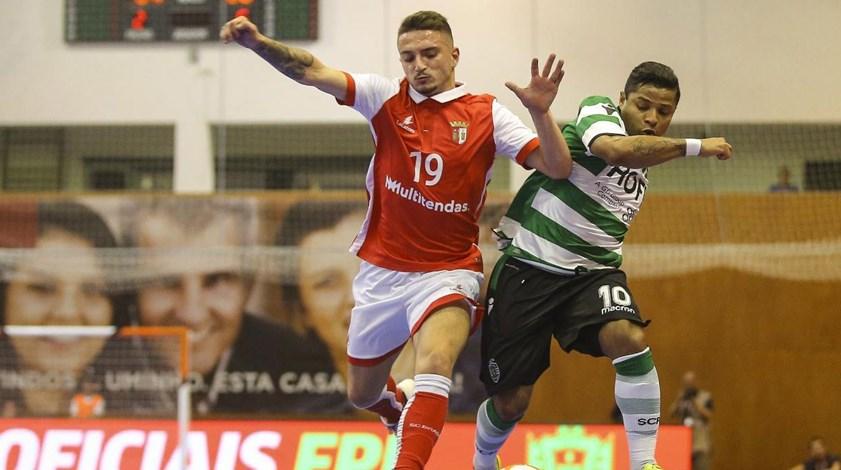 Sp. Braga no grupo do Inter Movistar na UEFA Futsal Cup