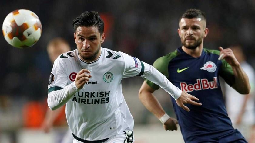 Grupo I: Salzburgo vence em casa do Konyaspor