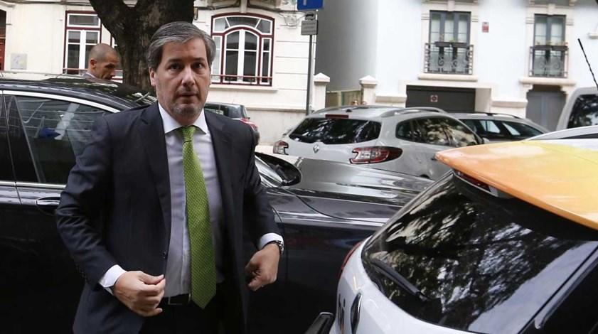 Bruno de Carvalho e as buscas no Benfica: «Significa que a justiça está a funcionar»