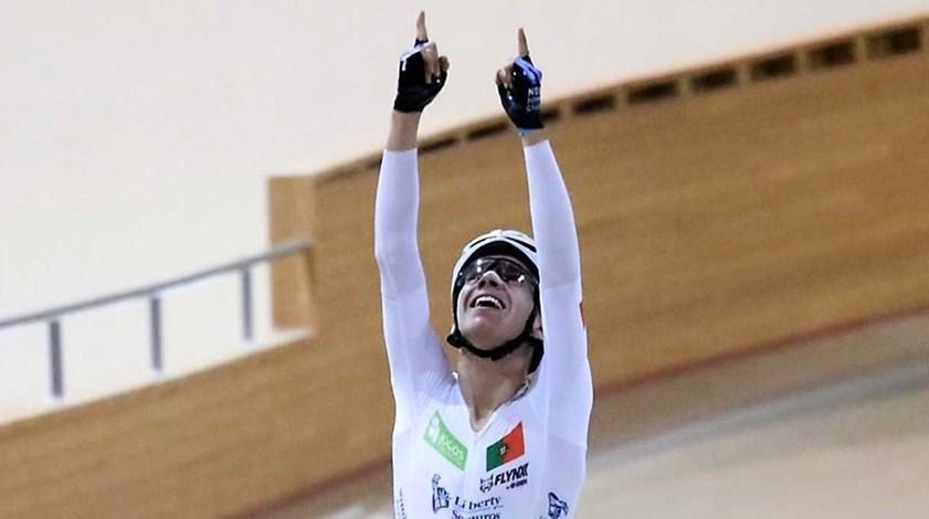 Rui Oliveira conquista bronze nos Europeus de pista