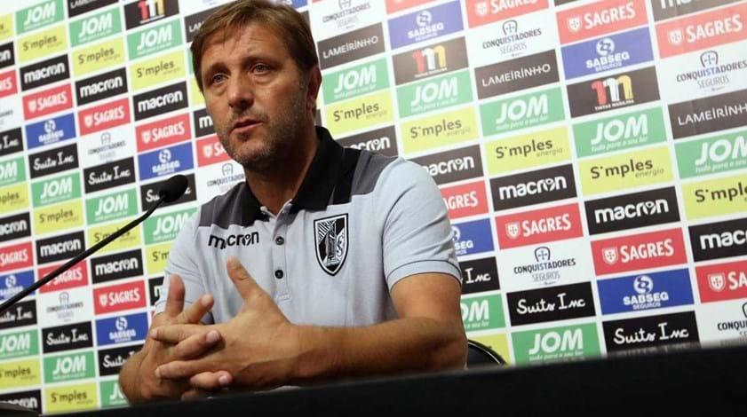 Pedro Martins: «Com uma vitória tudo volta à normalidade»