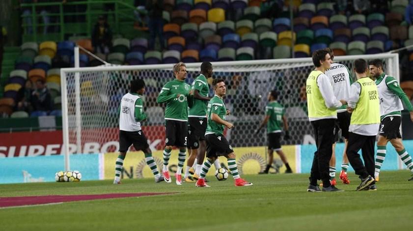 Os melhores momentos do Sporting-Chaves (5-1)