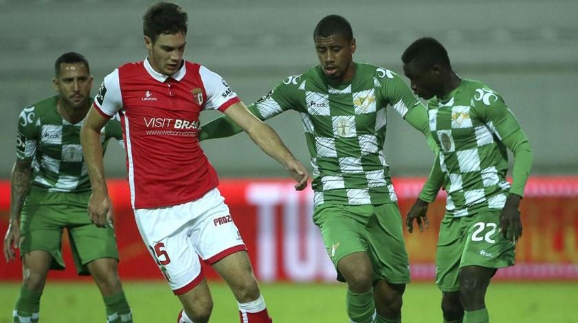 Os melhores momentos do Moreirense-Sp. Braga (0-1)