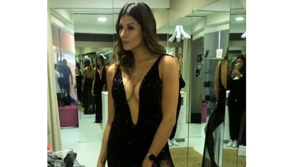 Magali Aravena arrasa no Portugal Fashion