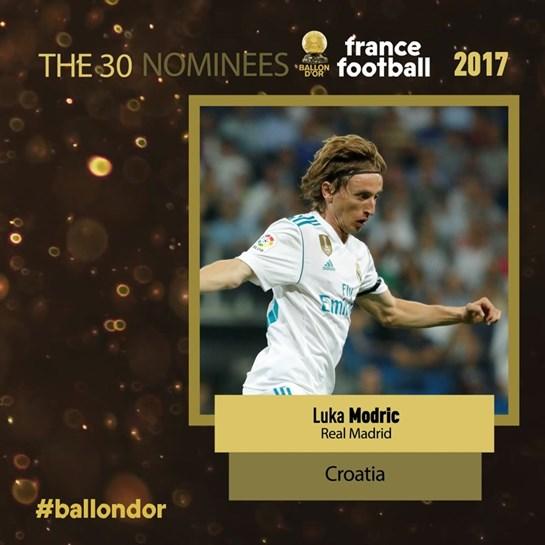 Neymar concorre ao Bola de Ouro, da France Football