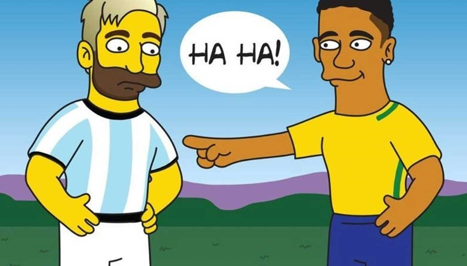 Brasileiros pedem derrota da equipa para prejudicar Argentina