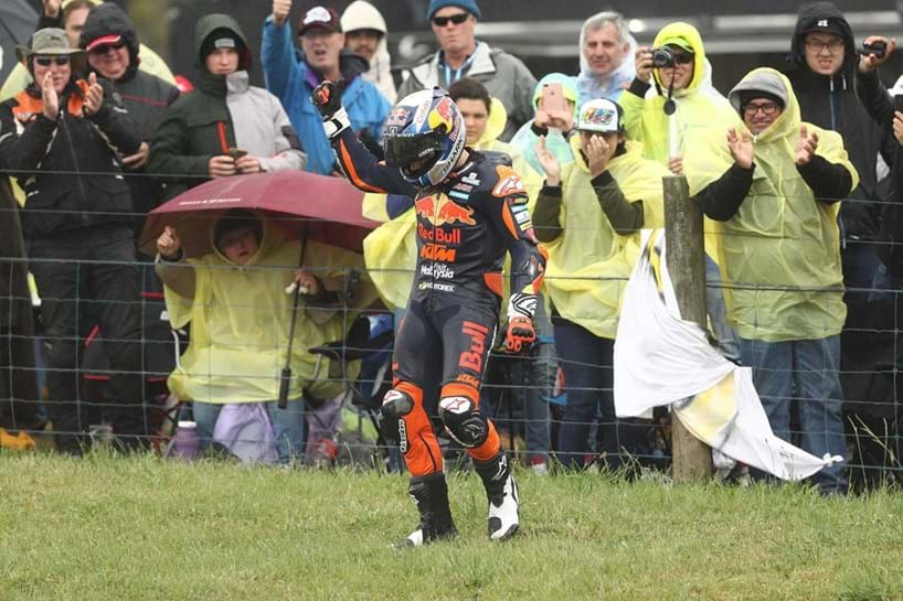 Miguel Oliveira vence Grande Prémio da Austrália