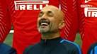 Risos não faltaram na fotografia oficial do Inter