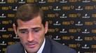 Casillas: «Real Madrid vai ser mais forte»