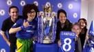 Lampard surpreende grupo de adeptos do Chelsea