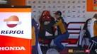 Este foi o aquecimento de Marc Márquez com o 4.º título mundial em mente