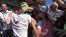A emotiva mensagem do filho de Felipe Massa para o pai