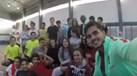 André Silva e João Mário voltaram à escola por uma boa causa