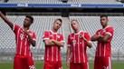 Bayern Munique testou marcação de livres... 'a la FIFA'