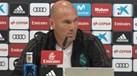 Zidane foi questionado sobre Ronaldo e Sergio Ramos e não tem dúvidas