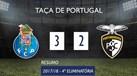 O resumo do FC Porto-Portimonense (3-2)