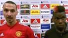 Ibrahimovic: «É a minha cabeça que joga, o joelho só obedece»