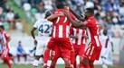U. Leiria-Aves, 0-3: Primodivisionários confirmam favoritismo