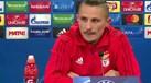 Fejsa: os objetivos do Benfica, o frio da Rússia e a pressão...