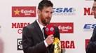 Messi: «Não gosto de ser suplente mas entendo»