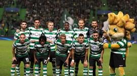 As melhores imagens do Sporting-Olympiacos