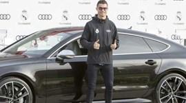 O preço e a potência dos novos carros de Cristiano Ronaldo e companhia