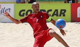 Taça Intercontinental: Portugal perde com o Brasil