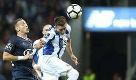 FC Porto frente ao Belenenses: Tomou-lhe o gosto