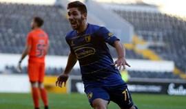 Gil Vicente-Famalicão, 1-2: Famalicenses deram a volta no segundo tempo