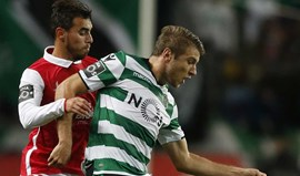 Factos e números do Sporting-Sp. Braga