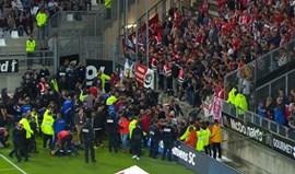Jogo entre Amiens e Lille será repetido na totalidade