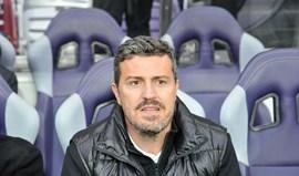 Óscar García abandona comando técnico do Saint-Étienne