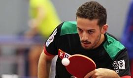 Marcos Freitas e Diogo Carvalho prosseguem no Open da Suécia