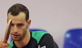 Open da Suécia: Marcos Freitas e Diogo Carvalho eliminados