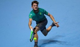 ATP Finals: David Goffin surpreende Federer e vai disputar final