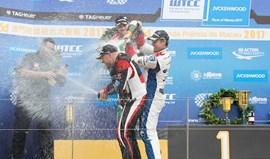 WTCC: Rob Huff vence corrida principal em Macau