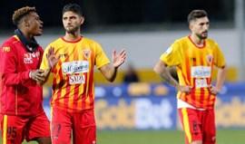 Benevento é a pior equipa de sempre nas cinco principais ligas europeias