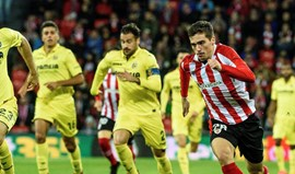 Villarreal empata na visita ao Athletic Bilbao