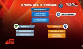 Benfica denuncia os elementos e a estrutura do novo Apito Dourado
